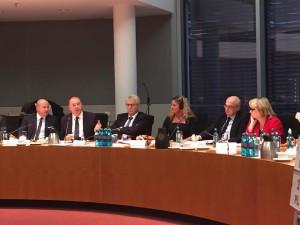 Delegacja na rozmowy z CDU/CSU i SPD